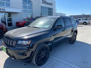 Used 2018 Jeep Grand Cherokee Laredo for sale in Nepean, ON