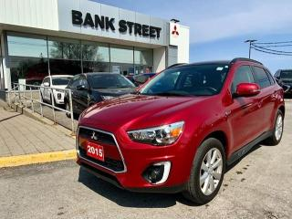 Used 2015 Mitsubishi RVR GT for sale in Gloucester, ON