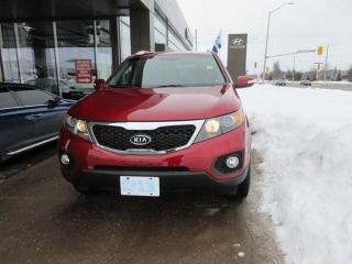 Used 2013 Kia Sorento LX V6 for sale in Nepean, ON