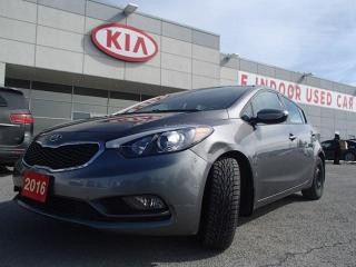 Used 2016 Kia Forte FORTE5 LX+ for sale in Nepean, ON