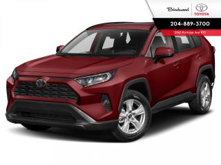New 2021 Toyota RAV4 XLE AWD W/PREMIUM PAINT for sale in Winnipeg, MB