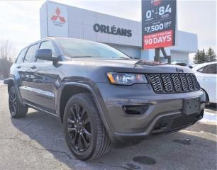 Used 2020 Jeep Grand Cherokee Altitude for sale in Orléans, ON