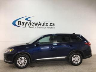 Used 2020 Mitsubishi Outlander ES - AWD! 7PASS! REVERSE CAM! ALLOYS! + MORE! for sale in Belleville, ON