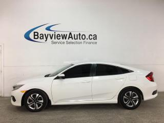 Used 2018 Honda Civic LX - 6SPD! PWR GROUP! for sale in Belleville, ON