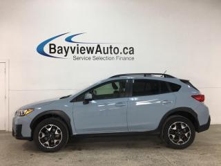 Used 2019 Subaru XV Crosstrek Convenience - AWD! AUTO! REVERSE CAM! ALLOYS! for sale in Belleville, ON