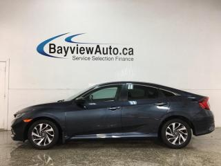 Used 2019 Honda Civic EX - AUTO! SUNROOF! ADAPTIVE CRUISE! ALLOYS! + MORE! for sale in Belleville, ON
