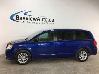 Used 2019 Dodge Grand Caravan CVP/SXT - 3 ZONE CLIMATE! DVD! NAV! FULL PWR GROUP! + MORE! for sale in Belleville, ON