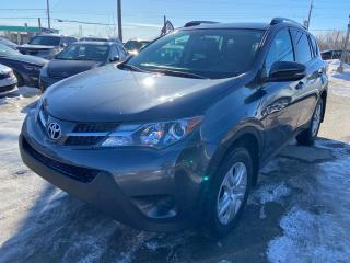 Used 2015 Toyota RAV4 LE for sale in Gloucester, ON