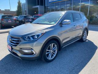 Used 2017 Hyundai Santa Fe Sport 2.0T Ultimate for sale in Sarnia, ON