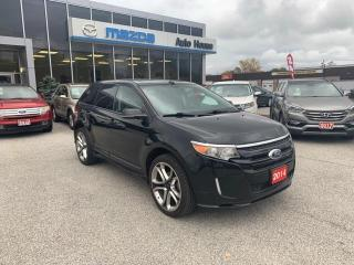 Used 2014 Ford Edge SPORT for sale in Sarnia, ON
