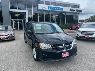 Used 2017 Dodge Grand Caravan CVP/SXT for sale in Sarnia, ON