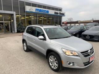 Used 2010 Volkswagen Tiguan 2.0 TSI Comfortline for sale in Sarnia, ON