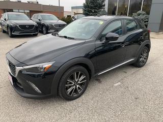 Used 2016 Mazda CX-3 GT for sale in Sarnia, ON