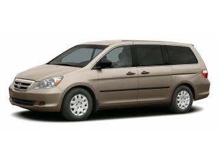 Used 2007 Honda Odyssey EX-L for sale in Sarnia, ON