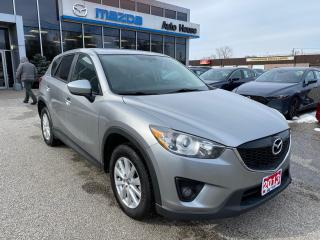Used 2013 Mazda CX-5 GS for sale in Sarnia, ON