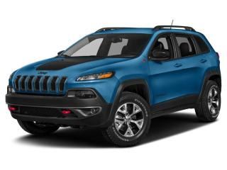 Used 2018 Jeep Cherokee Trailhawk for sale in Sarnia, ON