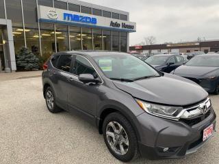 Used 2017 Honda CR-V EX for sale in Sarnia, ON