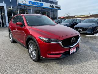 Used 2020 Mazda CX-5 GT w/Turbo for sale in Sarnia, ON