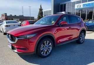 Used 2019 Mazda CX-5 Signature w/Diesel for sale in Sarnia, ON