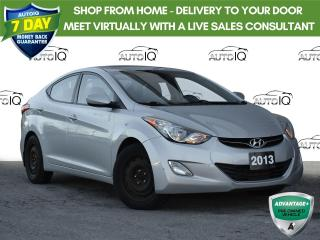 Used 2013 Hyundai Elantra This just in!!! for sale in St. Thomas, ON