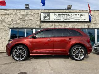 Used 2014 Ford Edge SPORT for sale in Calgary, AB