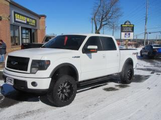 Used 2014 Ford F-150 FX4 SUPERCREW 5.5-FT for sale in Brockville, ON