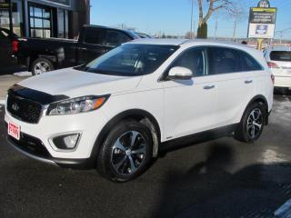 Used 2017 Kia Sorento EX AWD for sale in Brockville, ON