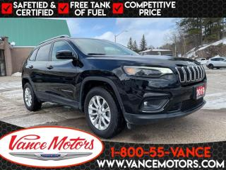 Used 2019 Jeep Cherokee North 4x4...HTD SEATS*TOW*SUNROOF! for sale in Bancroft, ON