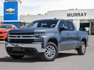 New 2021 Chevrolet Silverado 1500 LT for sale in Winnipeg, MB
