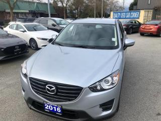 Used 2016 Mazda CX-5 GX FWD at for sale in Burnaby, BC