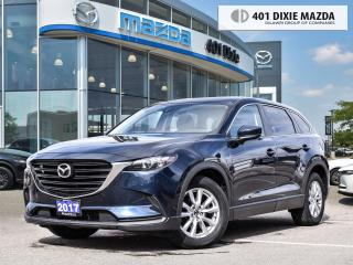 Used 2017 Mazda CX-9 GS 1.99% FINANCE AVAILABLE| NO ACCIDENTS for sale in Mississauga, ON