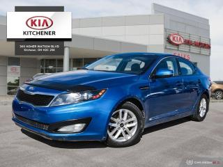 Used 2013 Kia Optima LX Plus at for sale in Kitchener, ON