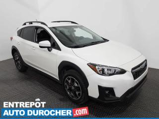 Used 2018 Subaru XV Crosstrek Convenience - AWD - AUTOMATIQUE - CLIMATISEUR for sale in Laval, QC