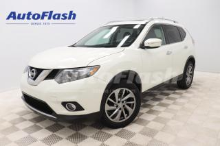 Used 2014 Nissan Rogue SL AWD *Cuir/Leather *Extra Clean! *Toit-Pano-Roof for sale in Saint-Hubert, QC