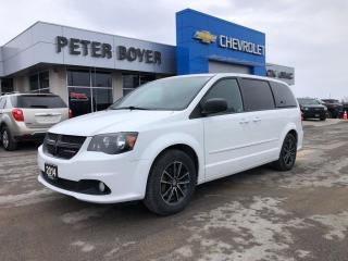 Used 2014 Dodge Grand Caravan SXT SXT for sale in Napanee, ON