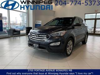 Used 2015 Hyundai Santa Fe Sport Limited for sale in Winnipeg, MB