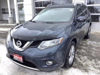 Used 2015 Nissan Rogue AWD 4dr SL for sale in North Bay, ON