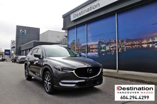 Used 2017 Mazda CX-5 GT-fully loaded, leather, sunroof, AWD, sunroof! for sale in Vancouver, BC