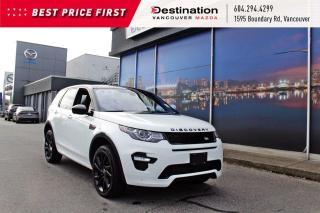 Used 2017 Land Rover Discovery Sport HSE LUXURY - Discover the world with elegance! for sale in Vancouver, BC
