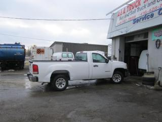 Used 2011 GMC Sierra 1500 2WD Reg Cab WT for sale in North York, ON