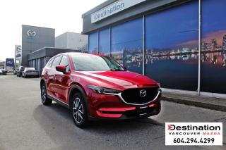 Used 2017 Mazda CX-5 GT-Fully loaded, with road-side assistance! for sale in Vancouver, BC