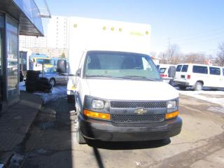 Used 2012 Chevrolet Express Commercial Cutaway 3500 159