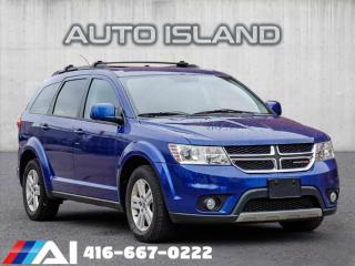Used 2012 Dodge Journey SXT**V6**7PASS**LOW KMS!! for sale in North York, ON