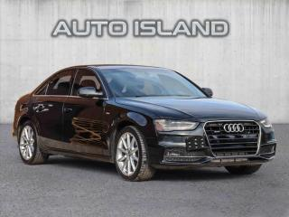 Used 2015 Audi A4 QUATTRO**S LINE**AUTOMATIC** for sale in North York, ON