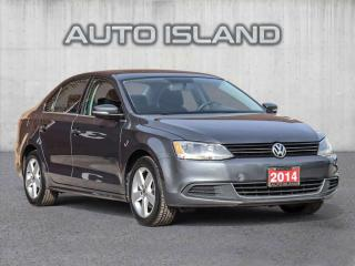 Used 2014 Volkswagen Jetta Sedan 1.8 TSI**AUTOMATIC**ALLOYS for sale in North York, ON