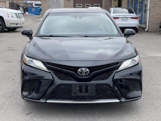 Used 2018 Toyota Camry FULLY LOADED XSE **RED INTEROR** for sale in Brampton, ON