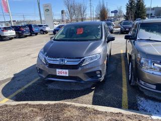 Used 2018 Honda Odyssey