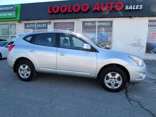 Used 2013 Nissan Rogue S AWD Bluetooth Automatic Certified 2YR Warranty for sale in Milton, ON