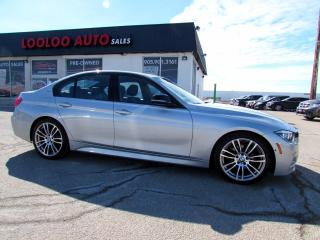 Used 2018 BMW 3 Series 330e iPerformance Sedan M SPORT Electric and Gas Hybrid Certified for sale in Milton, ON