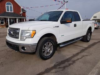 Used 2014 Ford F-150 FX4 SuperCab 6.5-ft. Bed 4WD No Accidents for sale in Dunnville, ON